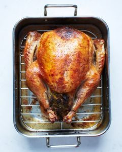 MarthaStewart-roasted-turkey-parchment