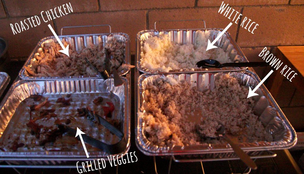 lacooquette-chipotle-hack-catering-rice