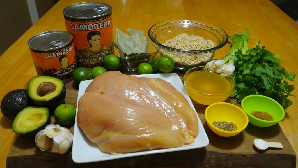 Pollo en Adobo de Chipotle - La Cooquette