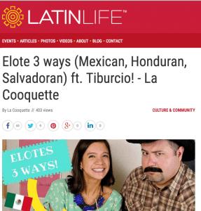 La Cooquette Maria Sierra - LatinLife