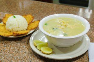 Honduran Heritage - Hispanic Heritage Month - La Cooquette - sopa de caracol