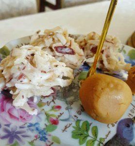 Honduran Heritage - Hispanic Heritage Month - La Cooquette - cocada, dulce de leche